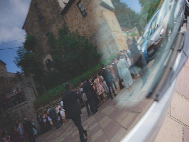 La boda de Cristobal y Patricia en Las Fraguas, Soria 17
