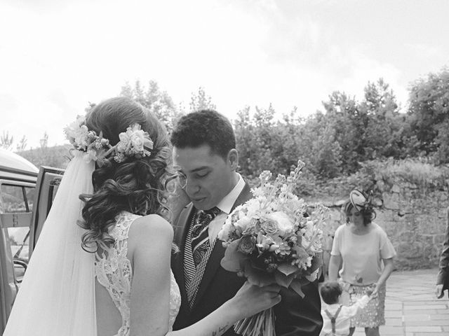 La boda de Cristobal y Patricia en Las Fraguas, Soria 18