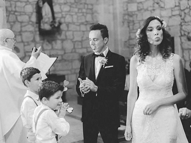 La boda de Cristobal y Patricia en Las Fraguas, Soria 21