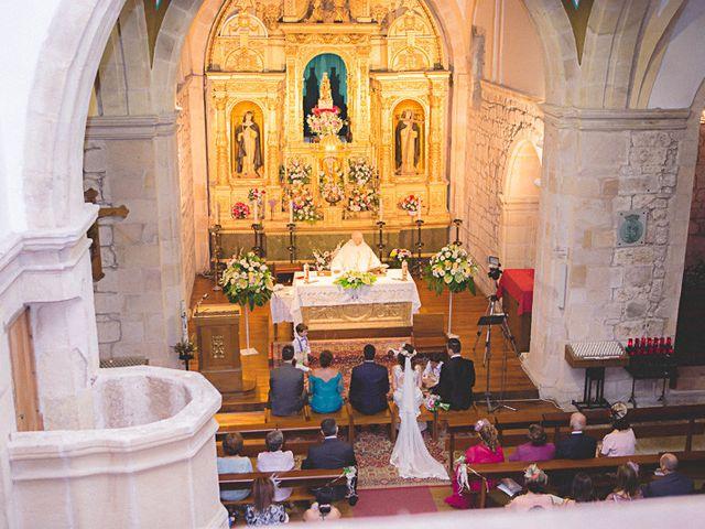 La boda de Cristobal y Patricia en Las Fraguas, Soria 23