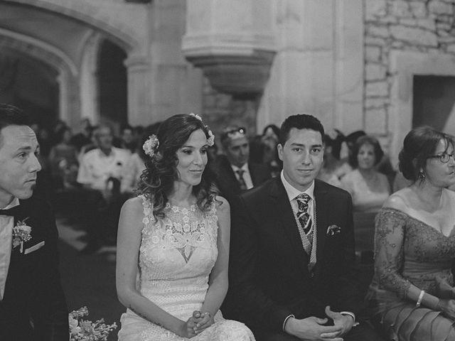 La boda de Cristobal y Patricia en Las Fraguas, Soria 24