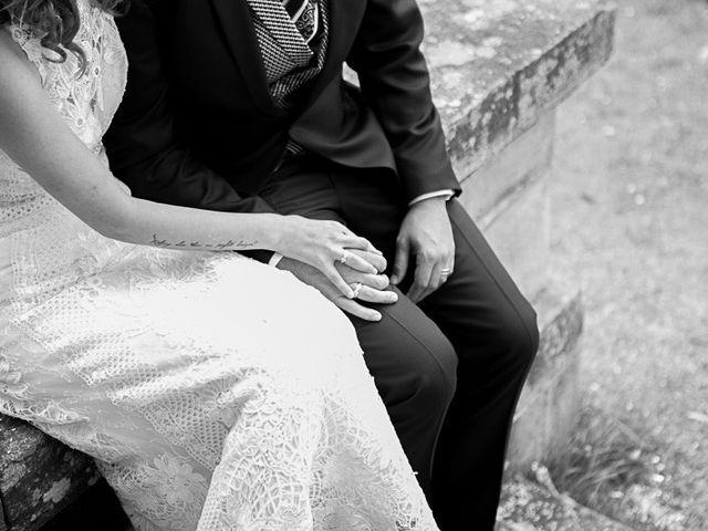 La boda de Cristobal y Patricia en Las Fraguas, Soria 32