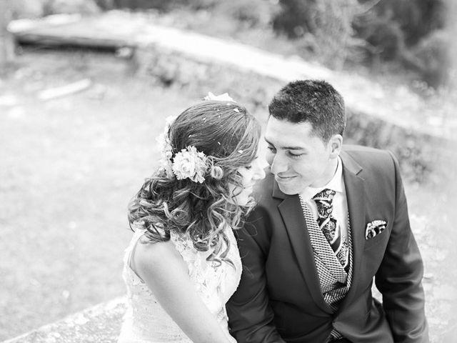 La boda de Cristobal y Patricia en Las Fraguas, Soria 33