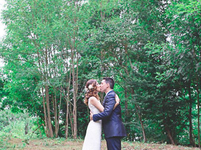 La boda de Cristobal y Patricia en Las Fraguas, Soria 39