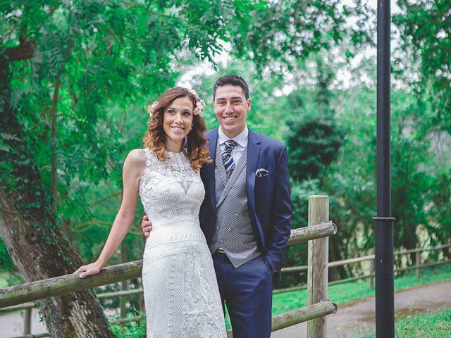 La boda de Patricia y Cristobal