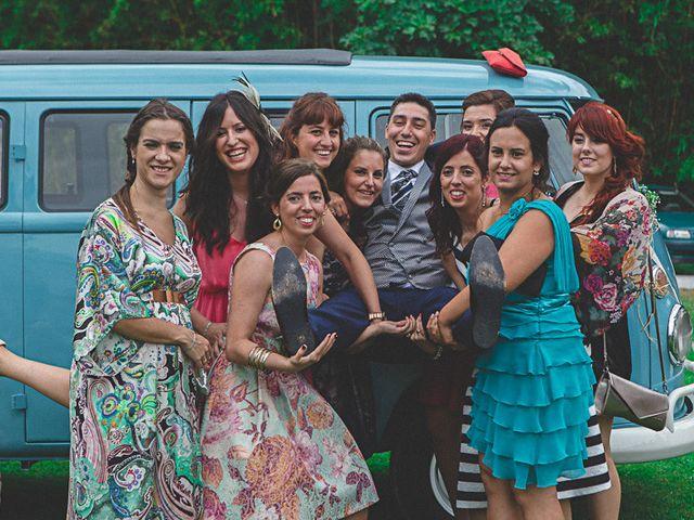 La boda de Cristobal y Patricia en Las Fraguas, Soria 46