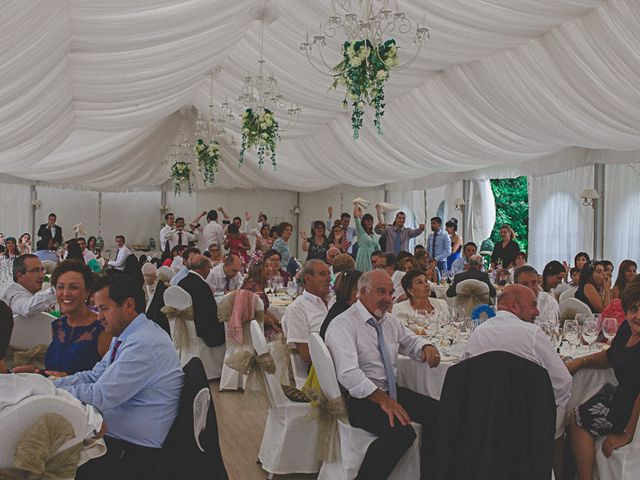 La boda de Cristobal y Patricia en Las Fraguas, Soria 48