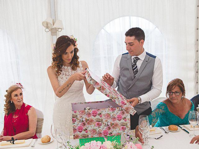 La boda de Cristobal y Patricia en Las Fraguas, Soria 50