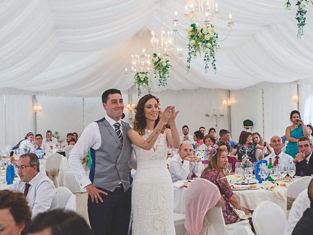 La boda de Cristobal y Patricia en Las Fraguas, Soria 53