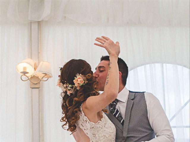 La boda de Cristobal y Patricia en Las Fraguas, Soria 54