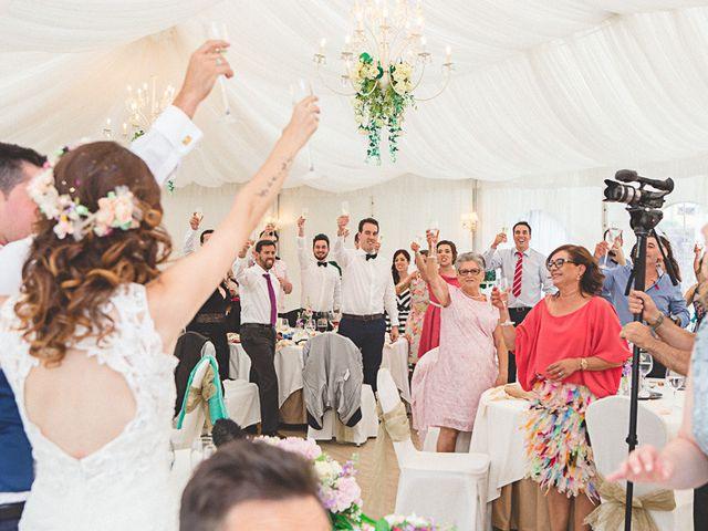 La boda de Cristobal y Patricia en Las Fraguas, Soria 55