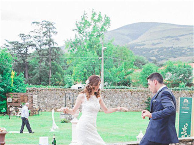 La boda de Cristobal y Patricia en Las Fraguas, Soria 58