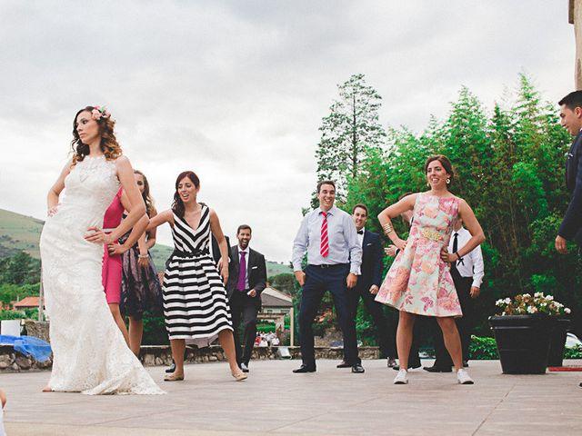 La boda de Cristobal y Patricia en Las Fraguas, Soria 61