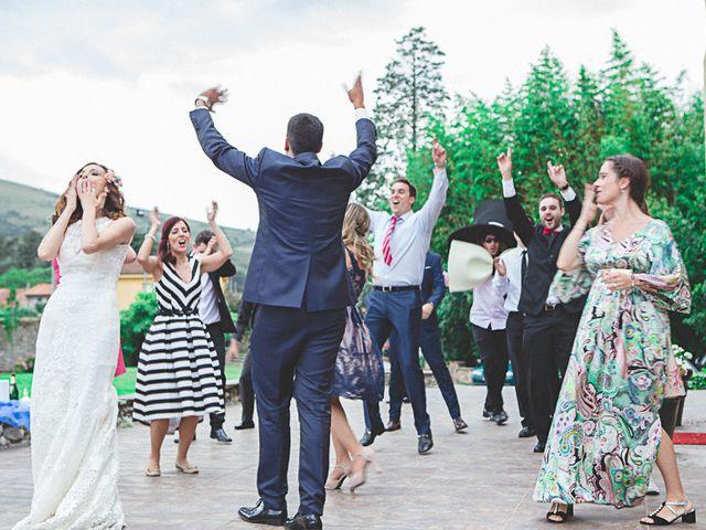 La boda de Cristobal y Patricia en Las Fraguas, Soria 63