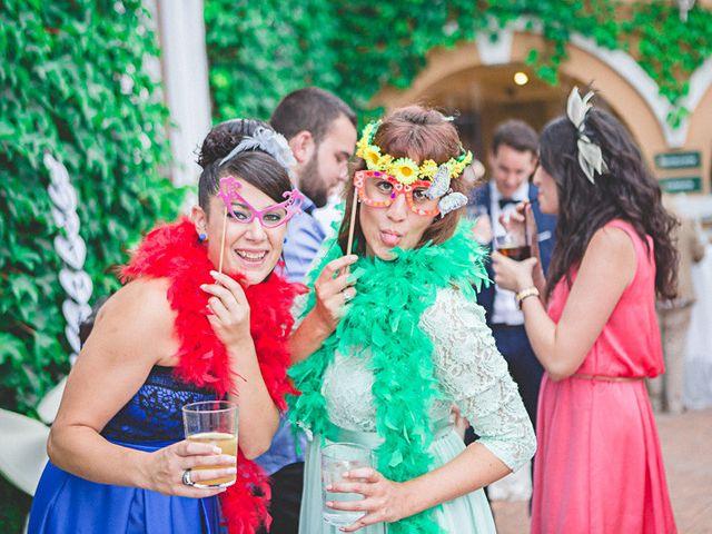 La boda de Cristobal y Patricia en Las Fraguas, Soria 65