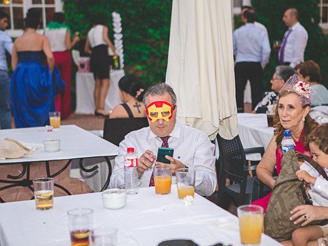 La boda de Cristobal y Patricia en Las Fraguas, Soria 67