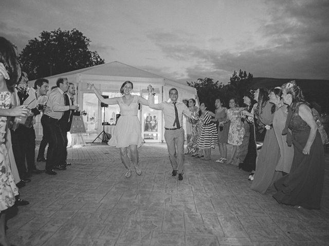 La boda de Cristobal y Patricia en Las Fraguas, Soria 69