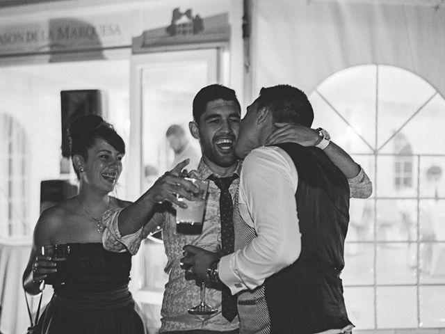 La boda de Cristobal y Patricia en Las Fraguas, Soria 70