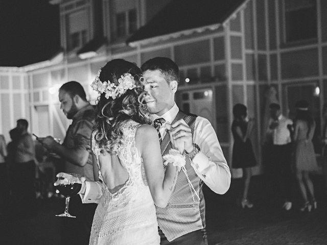La boda de Cristobal y Patricia en Las Fraguas, Soria 71
