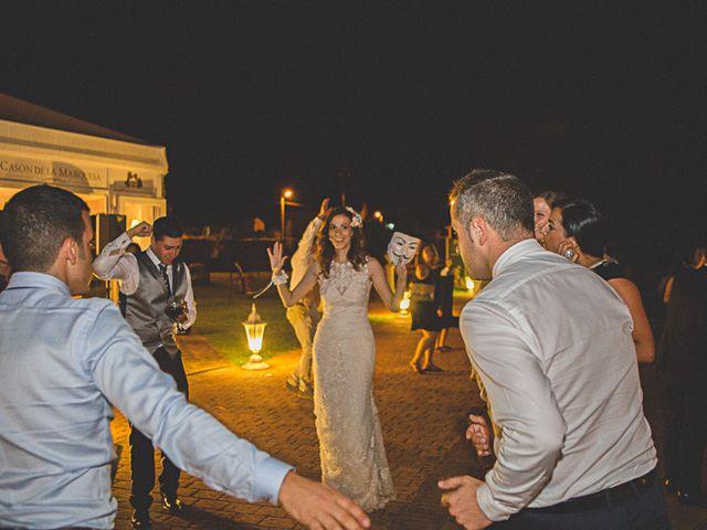 La boda de Cristobal y Patricia en Las Fraguas, Soria 72