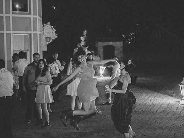 La boda de Cristobal y Patricia en Las Fraguas, Soria 74
