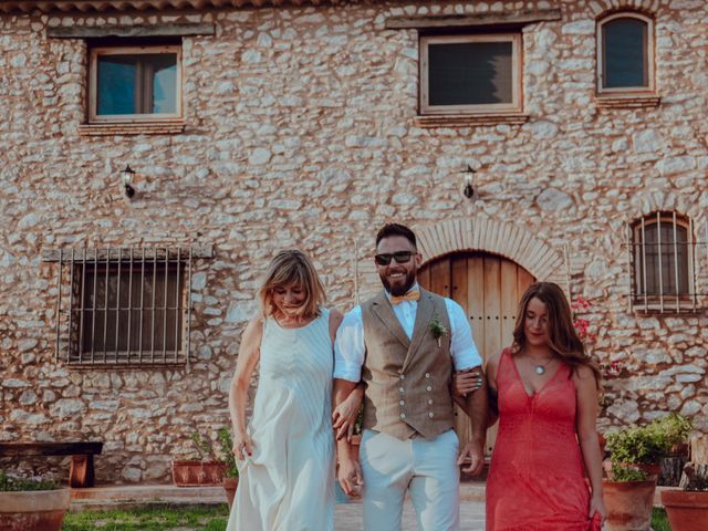 La boda de Javi y Jessica en Olivella, Barcelona 18