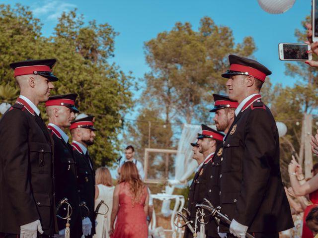 La boda de Javi y Jessica en Olivella, Barcelona 19