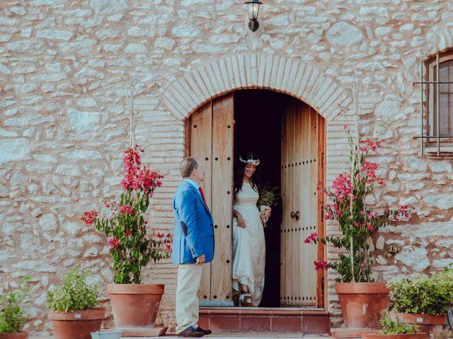 La boda de Javi y Jessica en Olivella, Barcelona 22