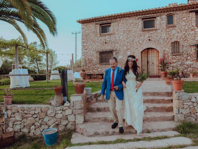 La boda de Javi y Jessica en Olivella, Barcelona 23