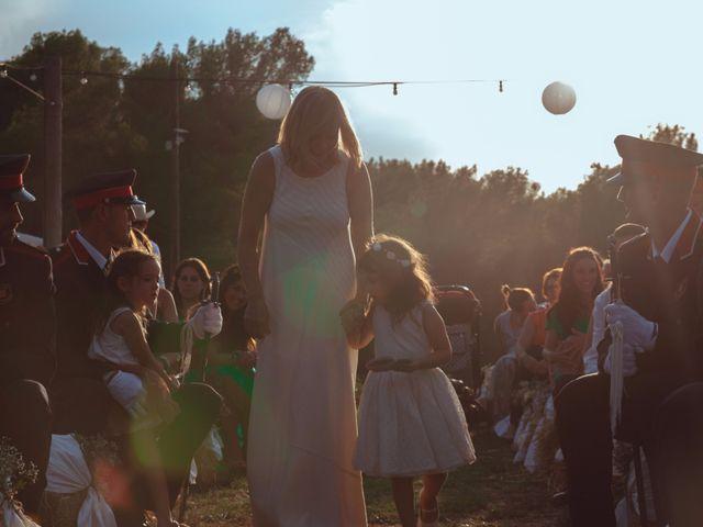 La boda de Javi y Jessica en Olivella, Barcelona 24