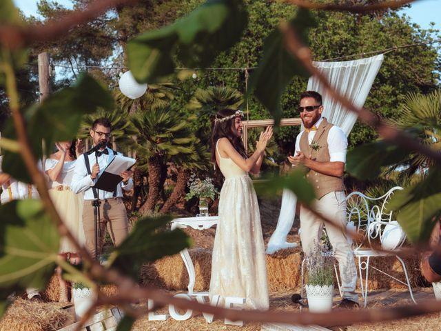 La boda de Javi y Jessica en Olivella, Barcelona 27