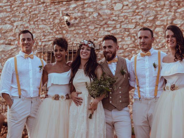 La boda de Javi y Jessica en Olivella, Barcelona 29