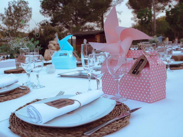 La boda de Javi y Jessica en Olivella, Barcelona 32