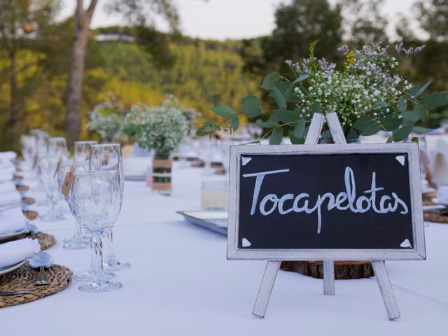 La boda de Javi y Jessica en Olivella, Barcelona 33