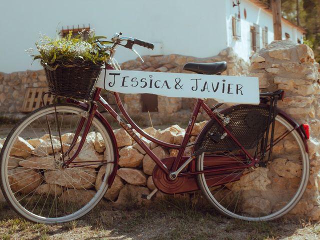 La boda de Javi y Jessica en Olivella, Barcelona 34