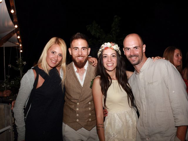 La boda de Javi y Jessica en Olivella, Barcelona 44