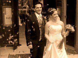 La boda de Enrique y Elisabet