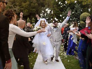 La boda de Maria victoria y Manel
