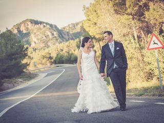 La boda de Abigail y Alfonso
