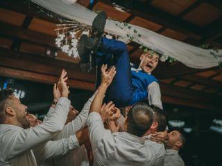 La boda de Alba y Javi 2