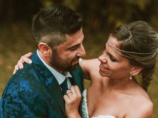 La boda de Eva y Celso