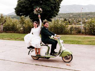 La boda de Toño y Vero