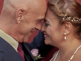 La boda de Miguel y Silvia