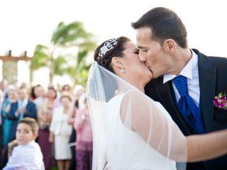 La boda de Paqui y Pedro