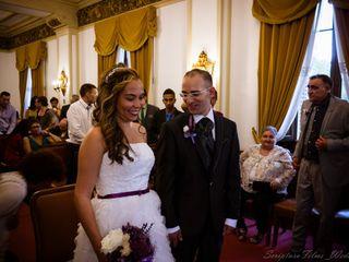 La boda de Anni y Jony