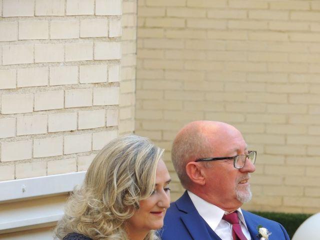 La boda de Alejandro y Natalia en Zaragoza, Zaragoza 7