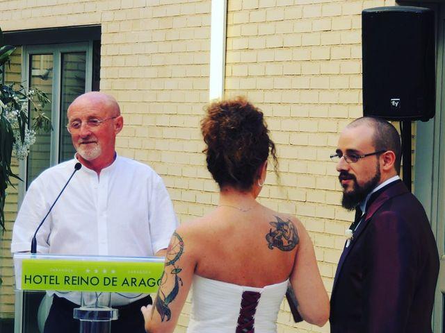 La boda de Alejandro y Natalia en Zaragoza, Zaragoza 10