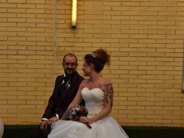 La boda de Alejandro y Natalia en Zaragoza, Zaragoza 2