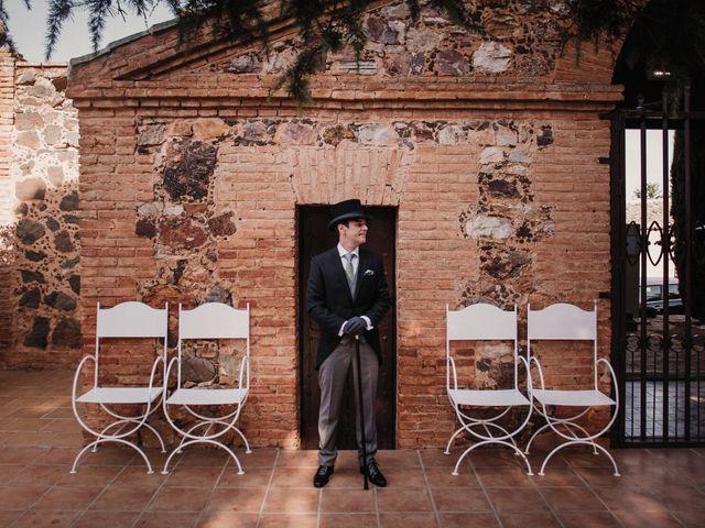 La boda de Jesús y Amparo en Ballesteros De Calatrava, Ciudad Real 7