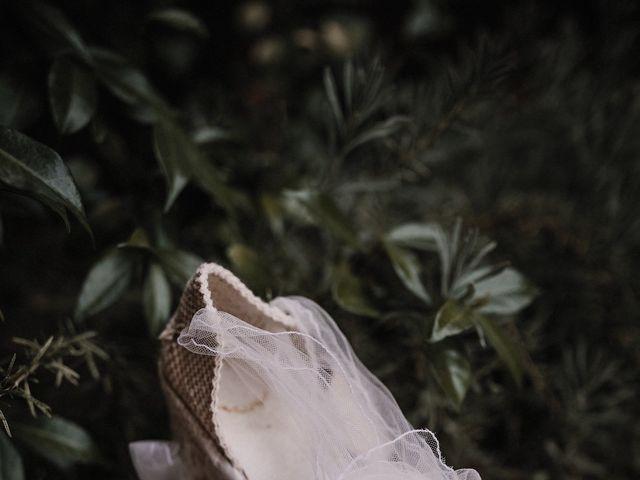 La boda de Jesús y Amparo en Ballesteros De Calatrava, Ciudad Real 9